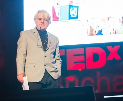 Lars Soeftestad, TEDx (Bucharest, November 2015)