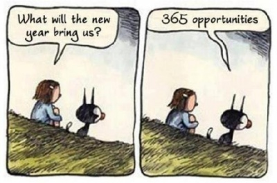 Liniers cartoon