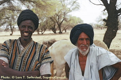 Mali pastoralists in southeast Mauritania