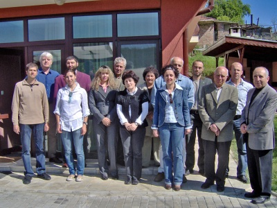 CZM project, EEA and Norway Gransts (Novo Panicharevo, Bulgaria, Workshop, 9 May 2009